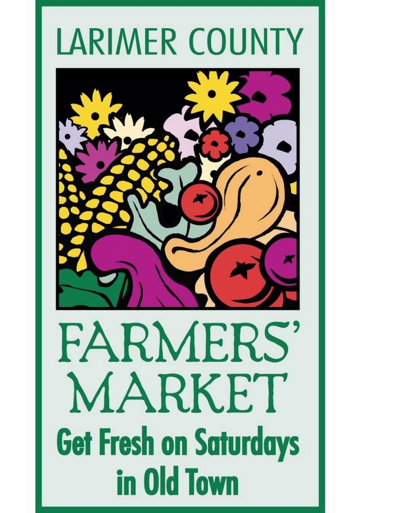 Larimer County farmer's market