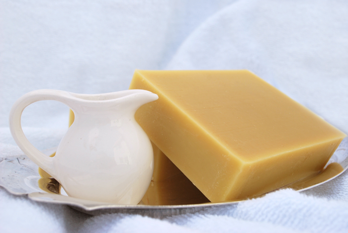 goat milk hand soap