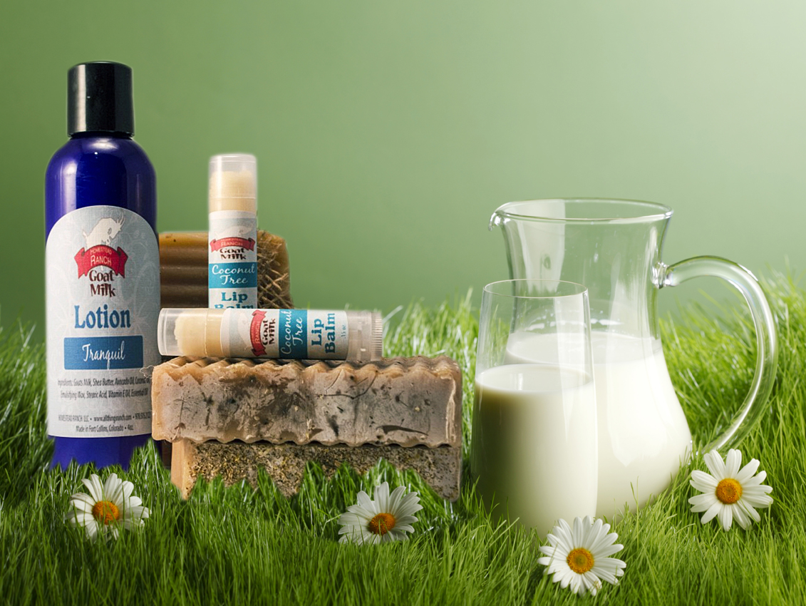 goat milk products