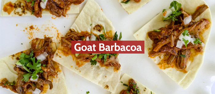 Professional Chefs Create Wonderful Goat Dishes