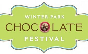 winter park chocolate festival logo